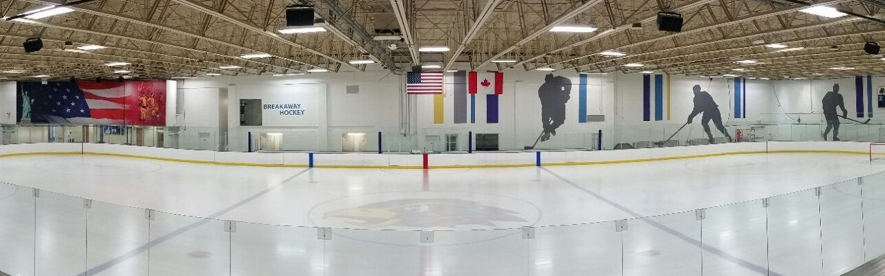 Chaska Community Center –  Arena 1 &  Arena 2