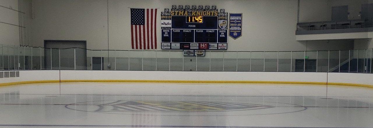 St. Michael – Albertville Arena